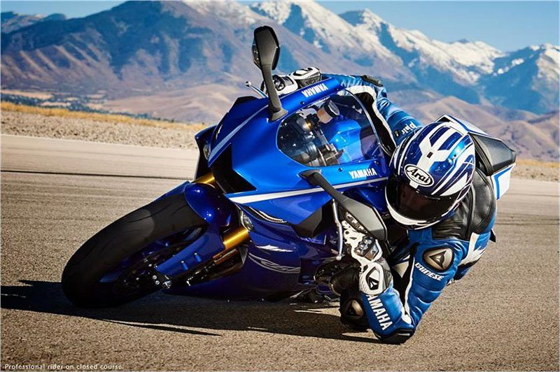 2017 Yamaha YZF-R6 in Olympia, Washington