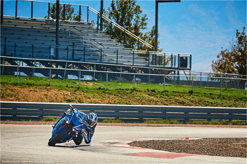 2017 Yamaha YZF-R6 in Richardson, Texas
