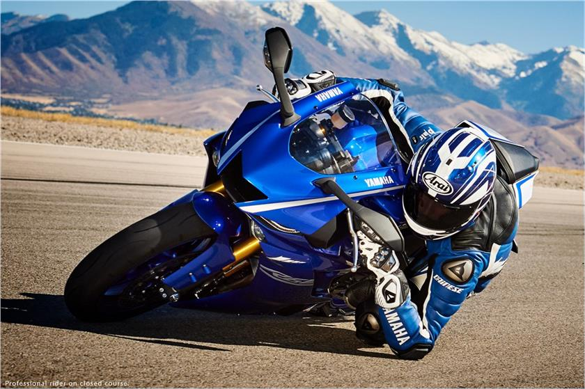 2017 Yamaha YZF-R6 in Gunnison, Colorado