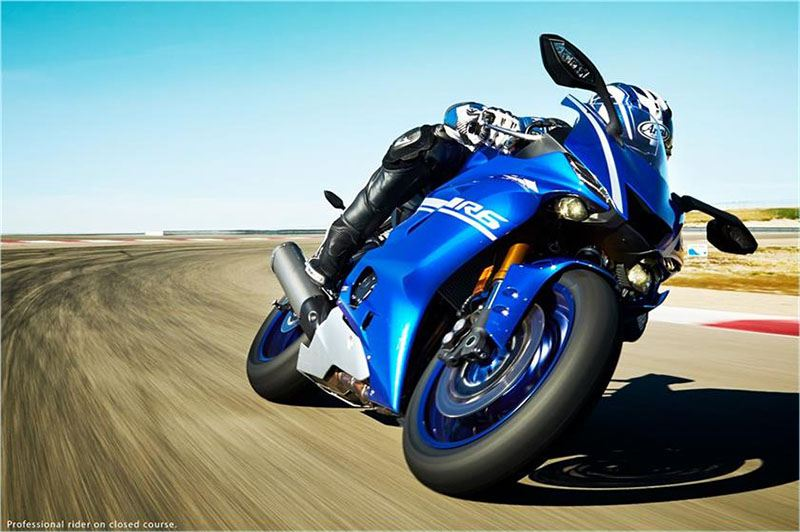2017 Yamaha YZF-R6 in Berkeley, California