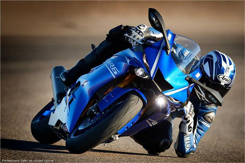 2017 Yamaha YZF-R6 in Berkeley, California - Photo 16