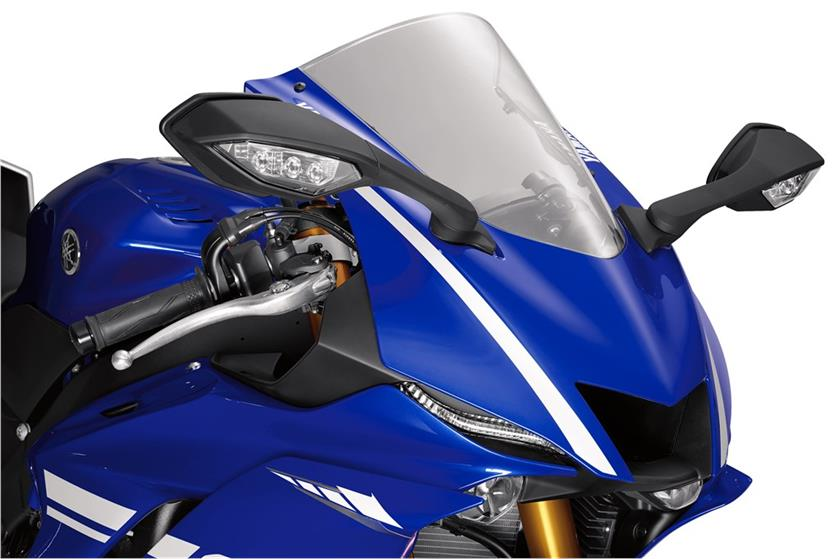 2017 Yamaha YZF-R6 in Chesterfield, Missouri
