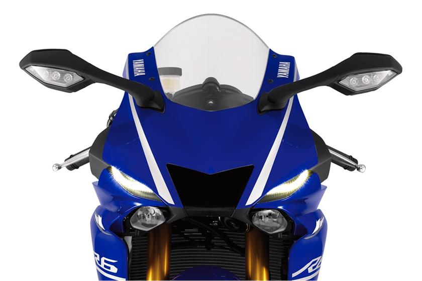 2017 Yamaha YZF-R6 in Simi Valley, California