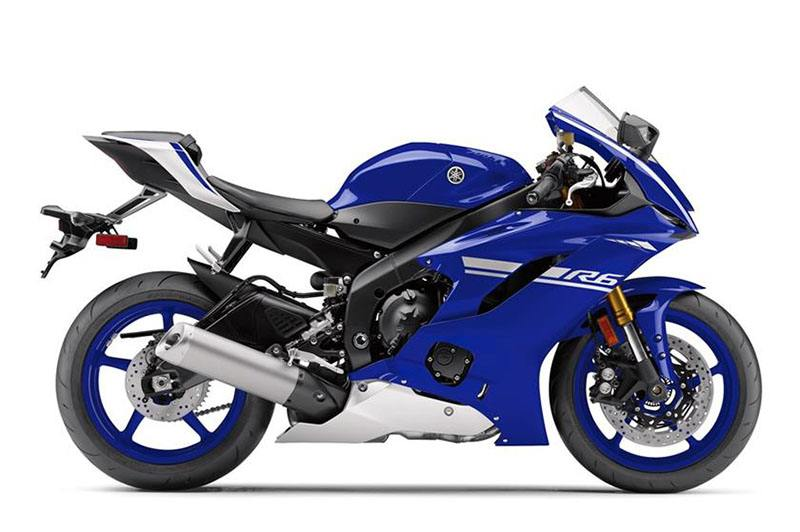 2017 Yamaha YZF-R6 for sale 23010