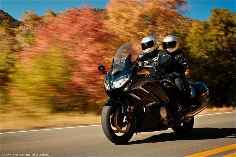 2017 Yamaha FJR1300ES in Olympia, Washington