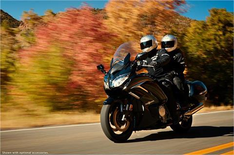 2017 Yamaha FJR1300ES in Pittsburgh, Pennsylvania