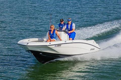2017 Yamaha 190 FSH in Hampton Bays, New York
