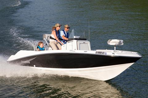 2017 Yamaha 190 FSH Deluxe in Clearwater, Florida