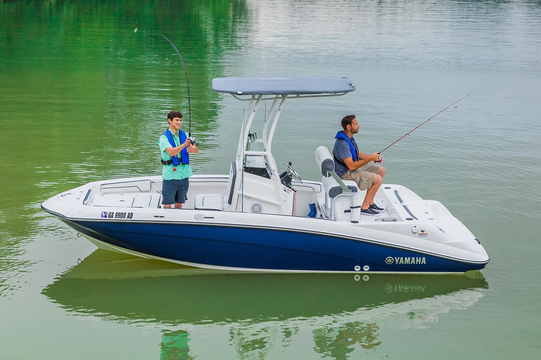 2017 yamaha 190 fsh sport power boats inboard afton for Yamaha fsh sport