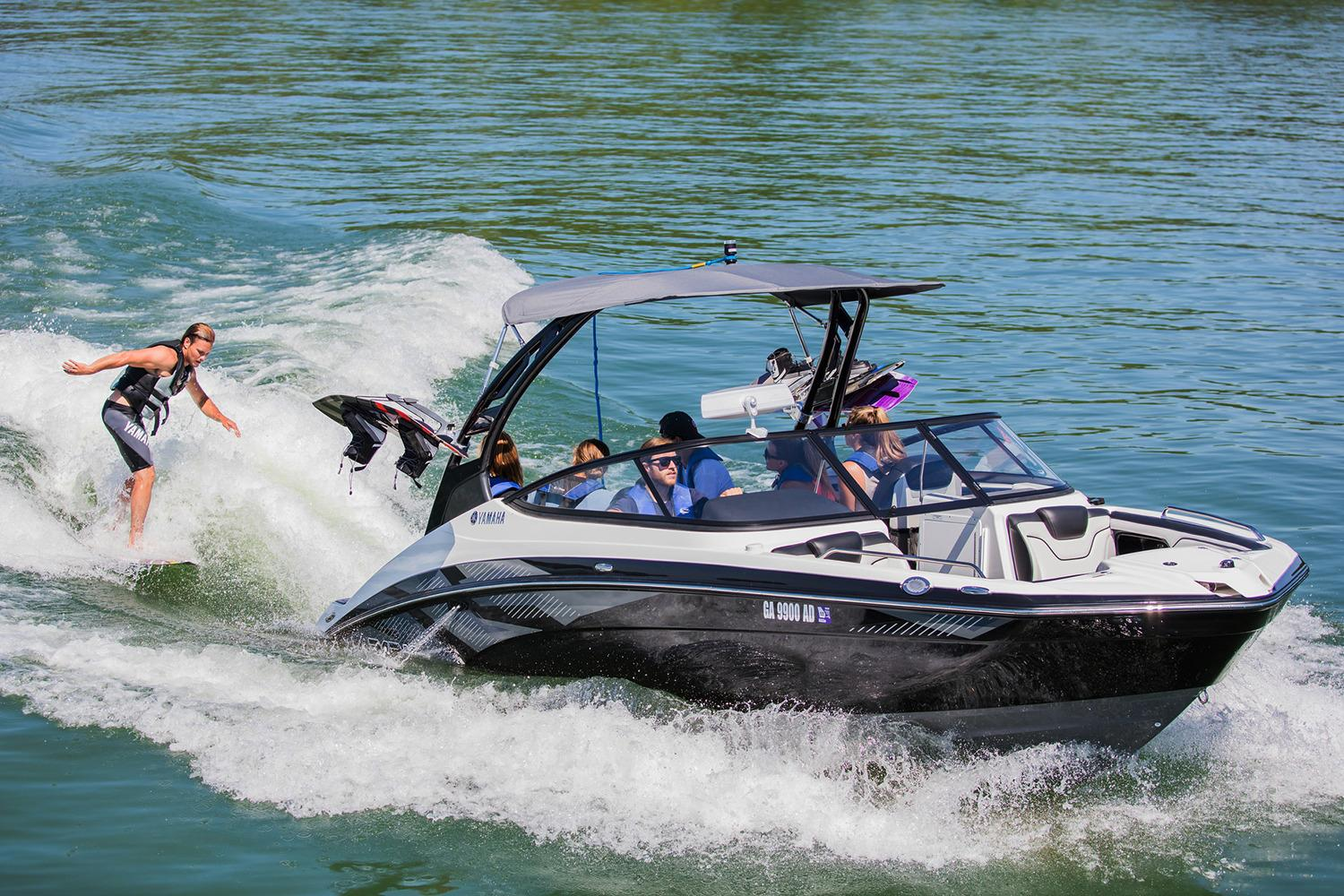 New 2017 Yamaha 212X Power Boats Inboard in Clearwater, FL | Stock ...