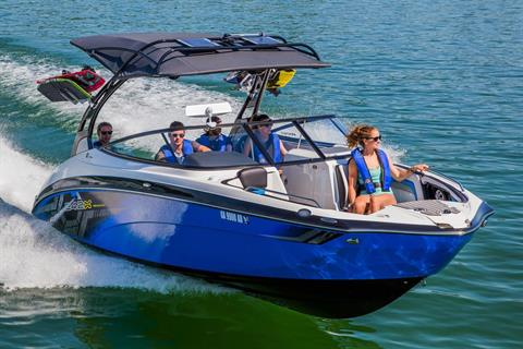 2017 Yamaha 242X E-Series in Naples, Maine