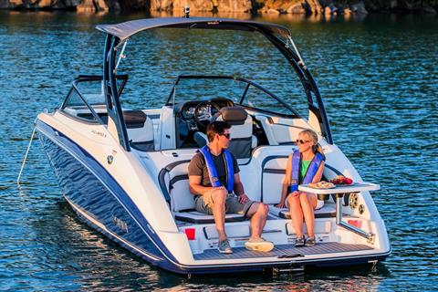 2017 Yamaha 242 Limited S in Ontario, California