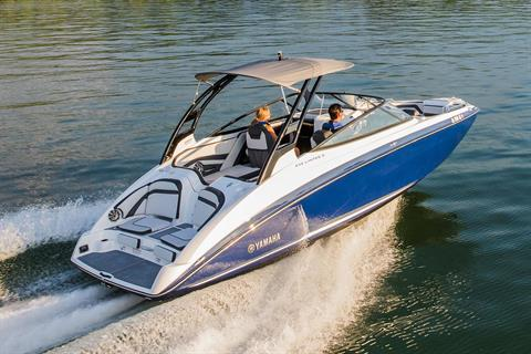 2017 Yamaha 242 Limited S in Shawnee, Oklahoma