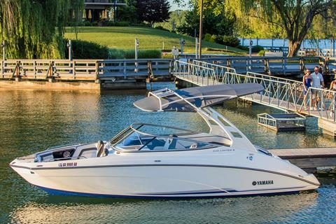 2017 Yamaha 242 Limited S E-Series in South Windsor, Connecticut