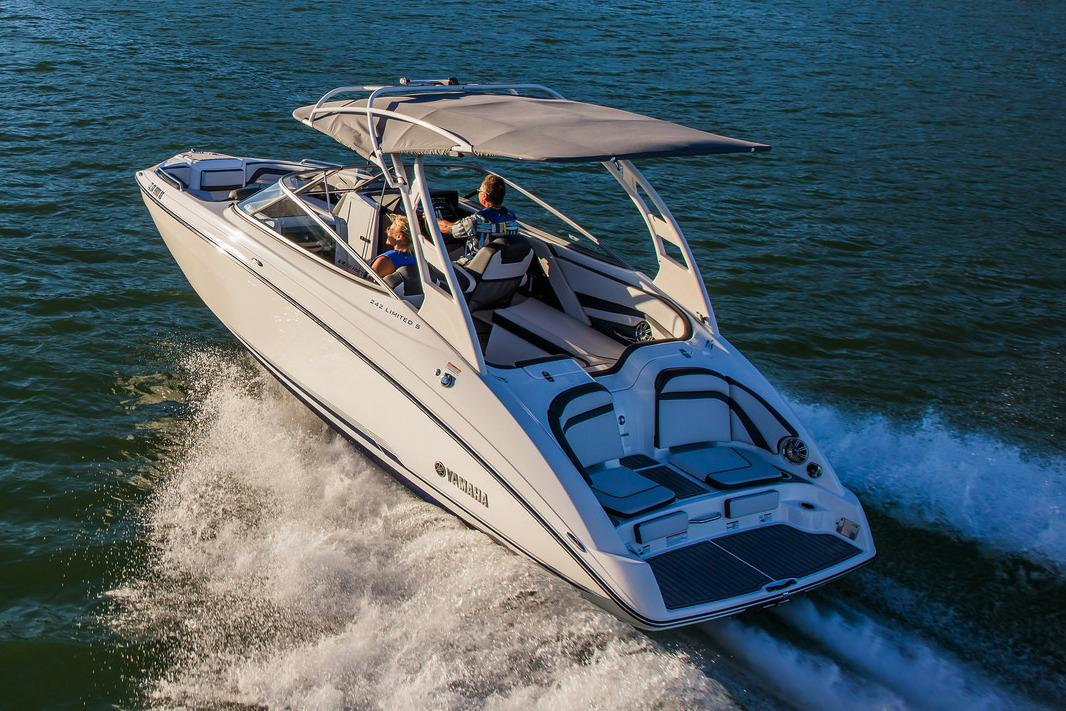 2017 Yamaha 242 Limited S E-Series in Ontario, California