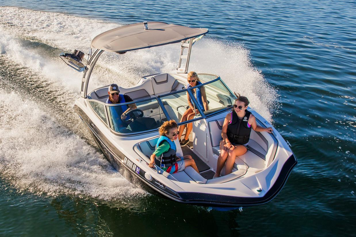 2017 Yamaha AR190 in Hampton Bays, New York