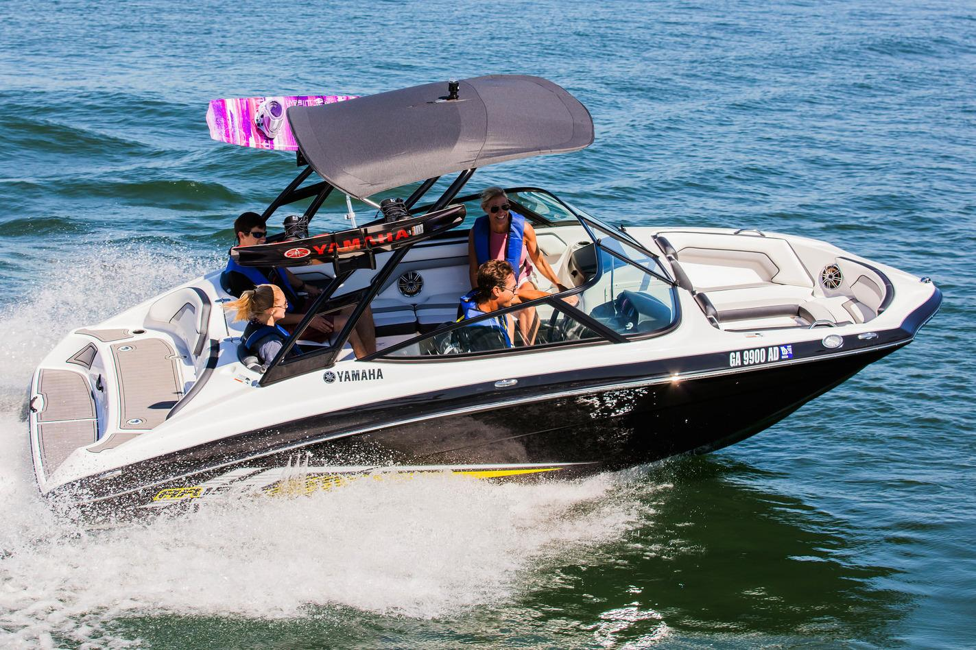 New 2017 Yamaha Ar195 Power Boats Inboard In Kenner La