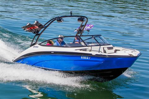 2017 Yamaha AR210 in Naples, Maine