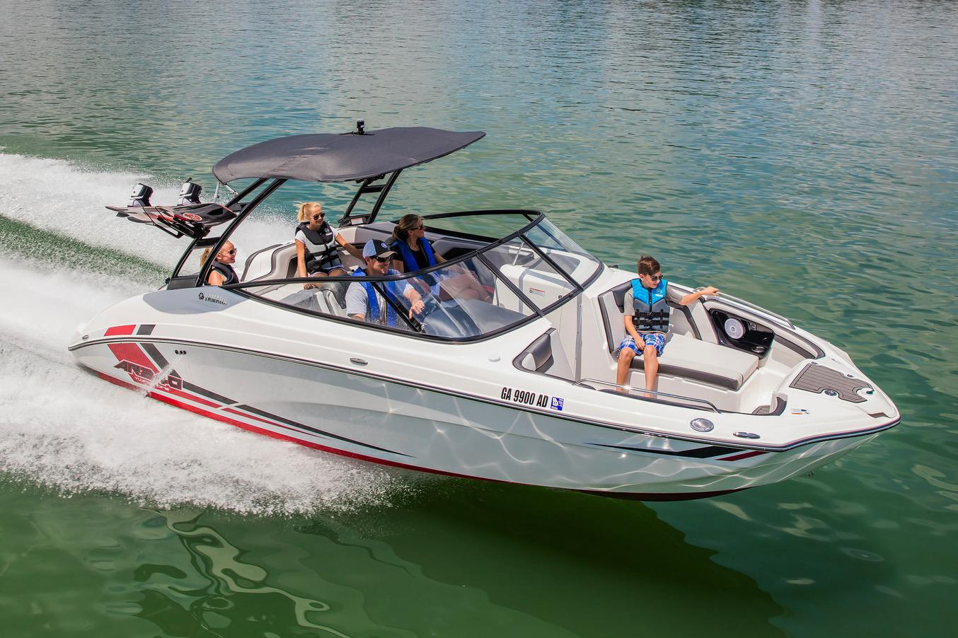 2017 Yamaha AR240 in Clearwater, Florida