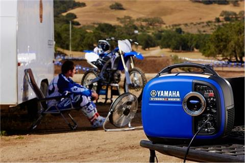 2017 Yamaha EF2000iSv2 in San Marcos, California