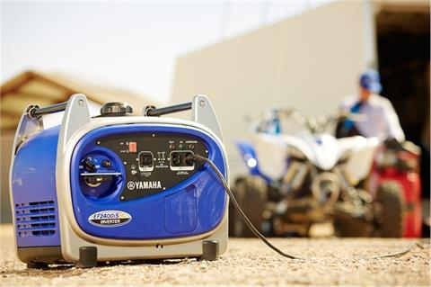 2017 Yamaha EF2400iSHC in Saint George, Utah