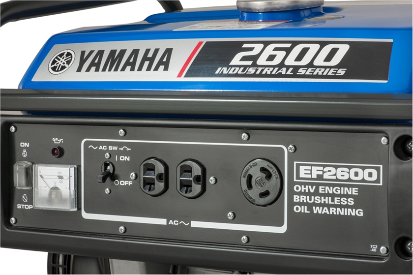 2017 Yamaha EF2600 in Appleton, Wisconsin
