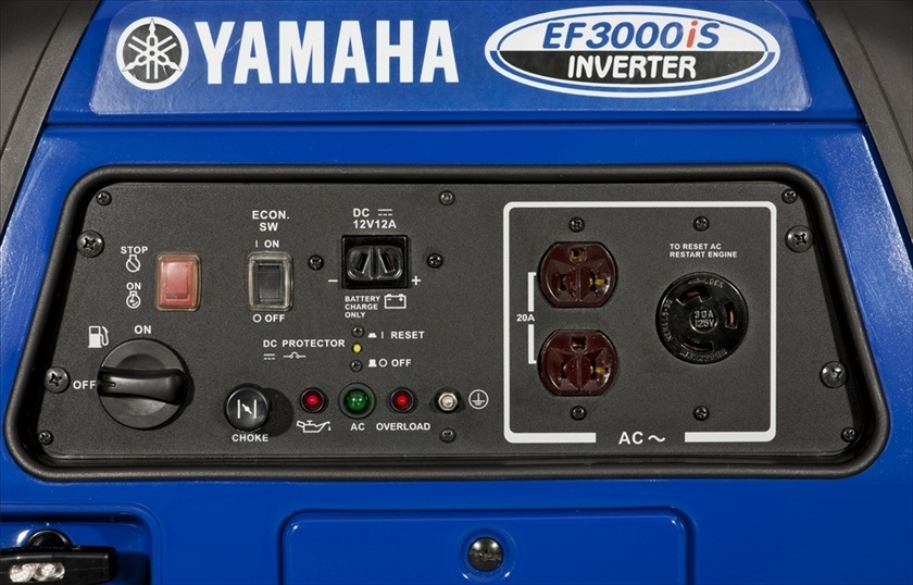 2017 Yamaha EF3000iS in Johnson Creek, Wisconsin