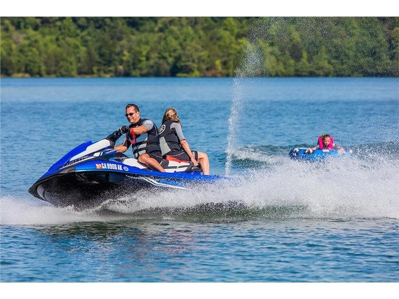 2017 Yamaha EX Deluxe in Johnson Creek, Wisconsin
