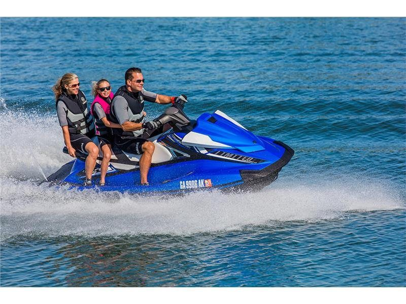 2017 Yamaha EX Deluxe in Hampton Bays, New York