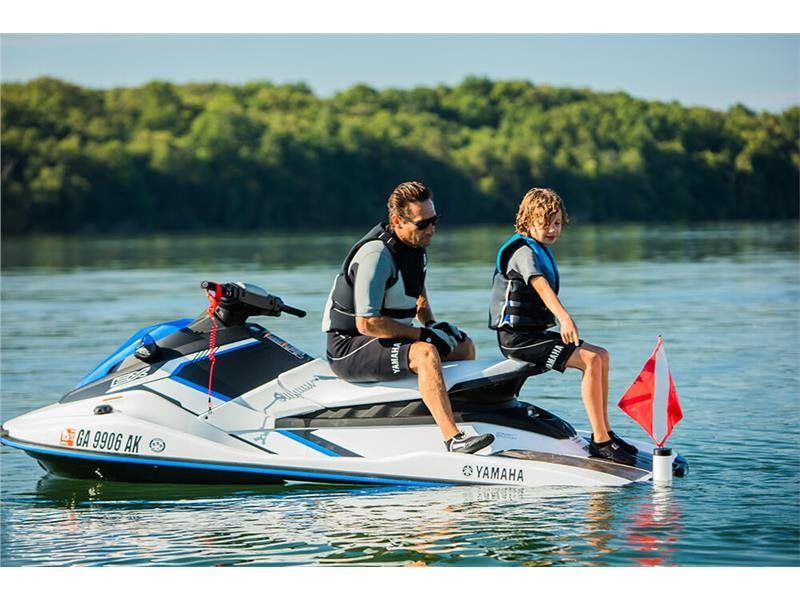 2017 Yamaha EX Sport in Hendersonville, North Carolina