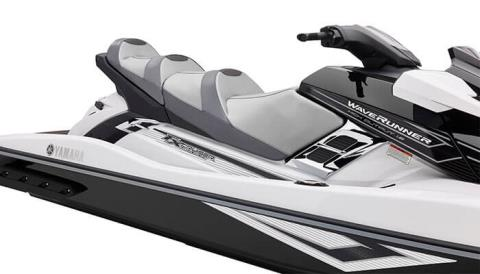 2017 Yamaha FX Cruiser HO in Lowell, North Carolina