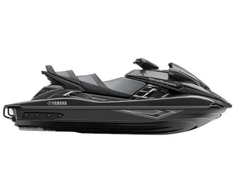 2017 Yamaha FX Cruiser HO in Wilmington, North Carolina