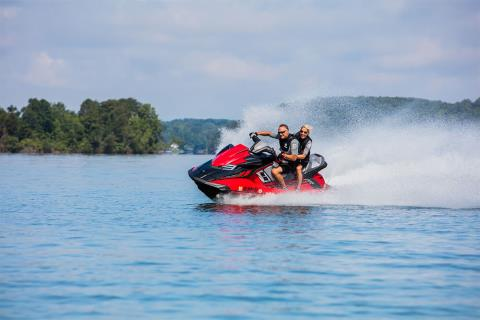 2017 Yamaha FX Cruiser SVHO in Johnson Creek, Wisconsin