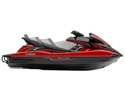 2017 Yamaha FX Cruiser SVHO in Wilmington, North Carolina