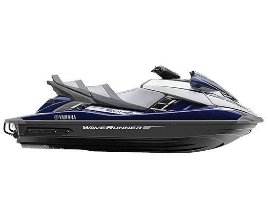 2017 Yamaha FX Limited SVHO in Naples, Maine