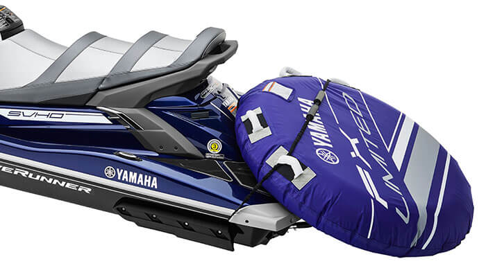 2017 Yamaha FX Limited SVHO in Appleton, Wisconsin
