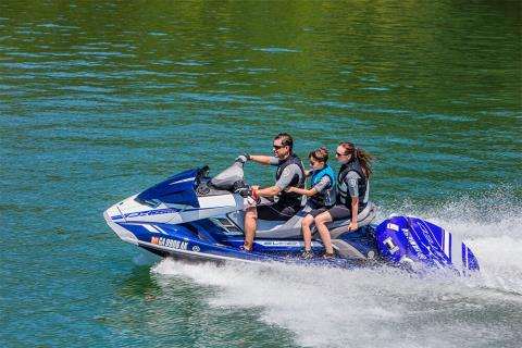 2017 Yamaha FX Limited SVHO in Darien, Wisconsin