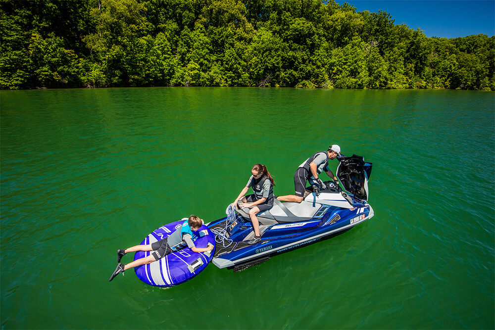 2017 Yamaha FX Limited SVHO in Clearwater, Florida