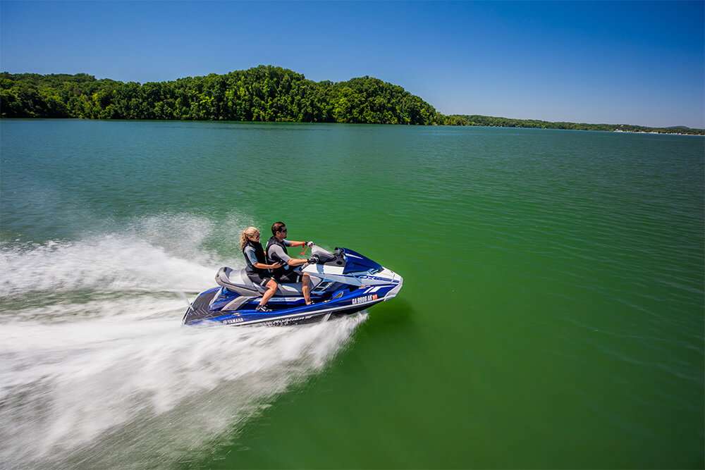 2017 Yamaha FX Limited SVHO in Johnson Creek, Wisconsin