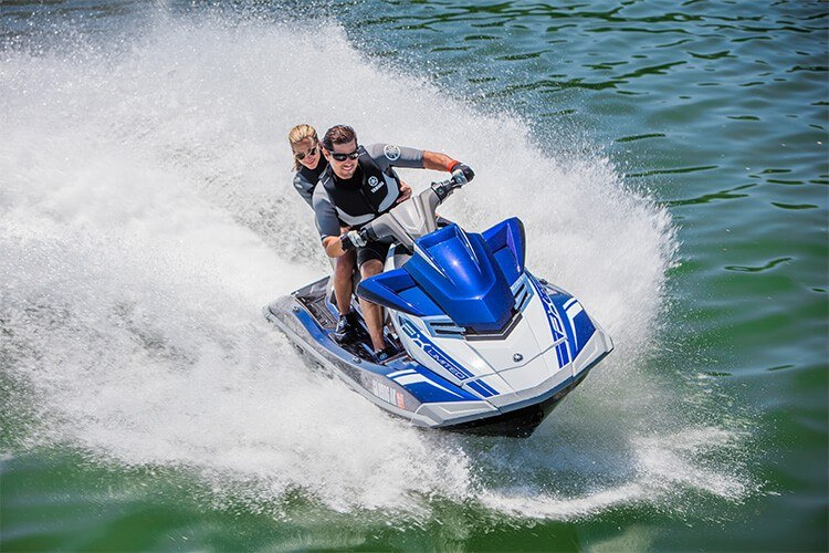 2017 Yamaha FX Limited SVHO in Hendersonville, North Carolina
