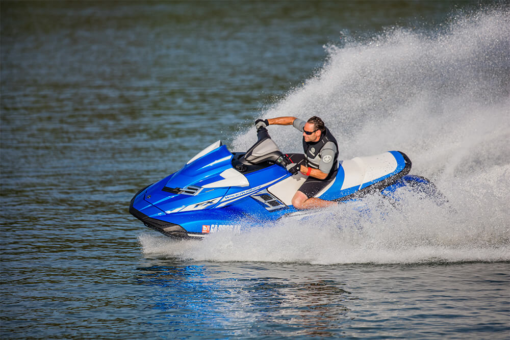 2017 Yamaha FX SVHO in Wilmington, North Carolina