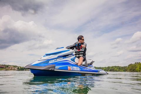 2017 Yamaha GP 1800 in Darien, Wisconsin
