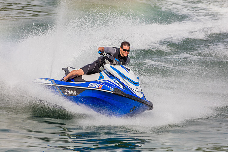 2017 Yamaha GP 1800 in Bellevue, Washington