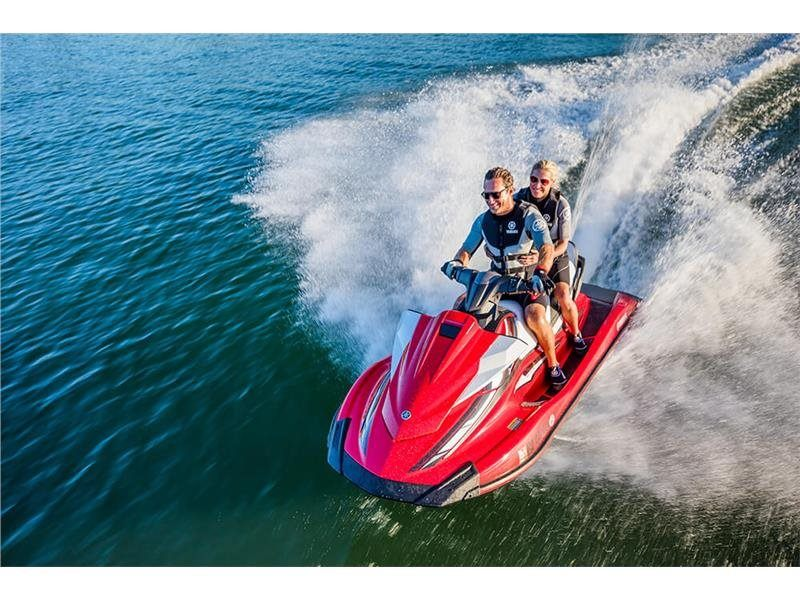 2017 Yamaha VX Cruiser in Goleta, California
