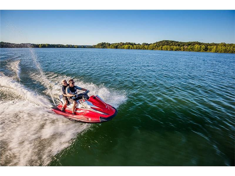 2017 Yamaha VX Cruiser in Hickory, North Carolina