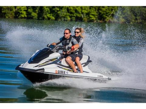 2017 Yamaha VX Cruiser HO in Appleton, Wisconsin