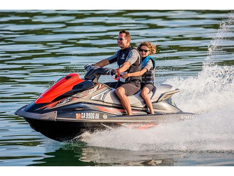 2017 Yamaha VX Deluxe in Appleton, Wisconsin