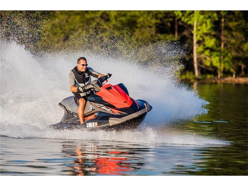 2017 Yamaha VX Deluxe in Hooksett, New Hampshire