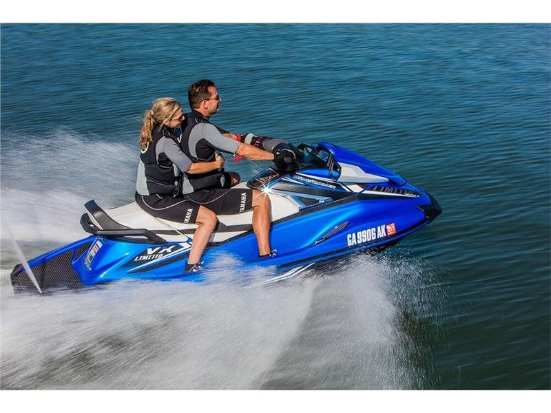 2017 Yamaha VX Limited in Allen, Texas