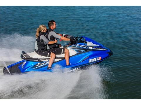 2017 Yamaha VX Limited in Hampton Bays, New York